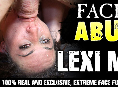 Facial Abuse Destroys Lexi Marie