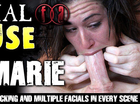 Lexi Marie Gives Head on Facial Abuse